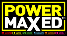 Power Maxed – Care Beyond Cleaning Logo