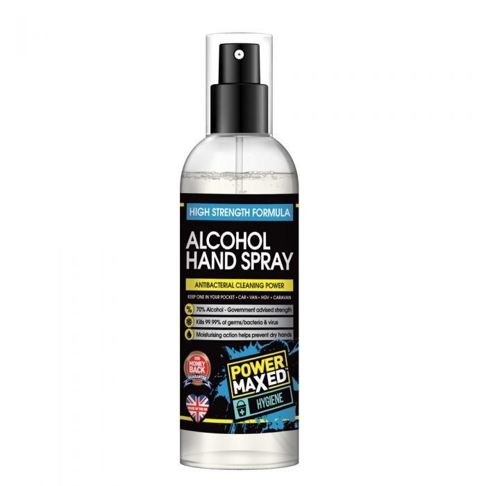 Alcohol Hand Spray 100ml