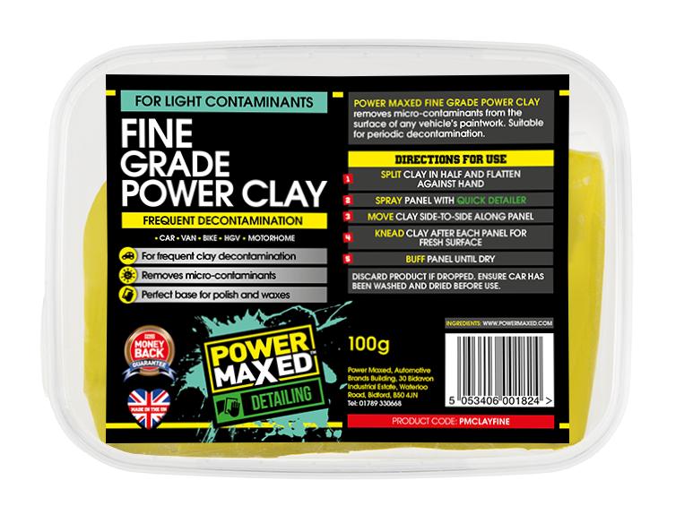 Fine Grade Clay Bar