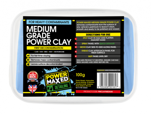 Medium Grade Clay Bar