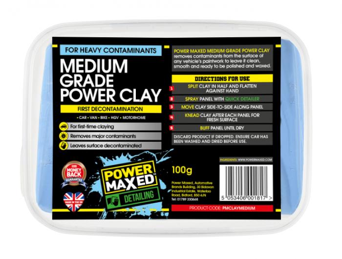 Medium Grade Clay Bar