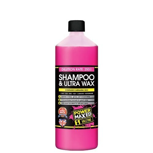 Car Shampoo-Ultra-Wax-1Litre