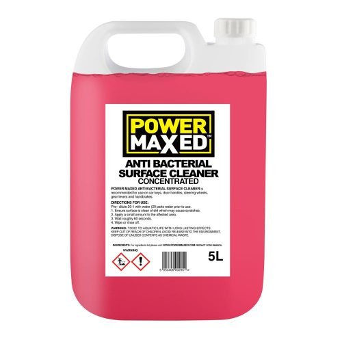 Power Maxed Anti-Bac Surface Cleaner 5ltr