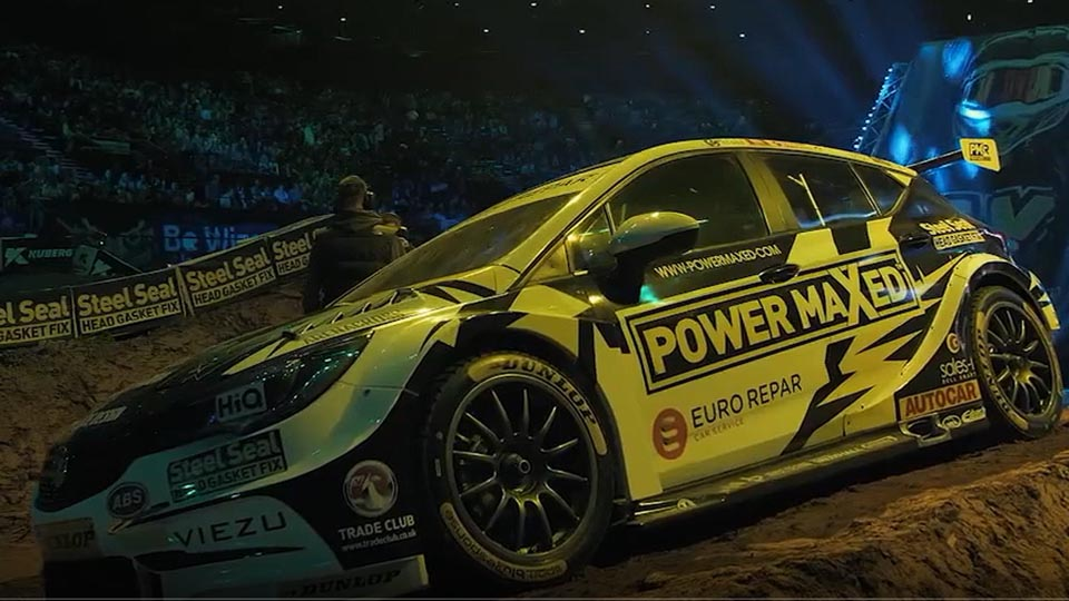 Power Maxed Arenacross 1