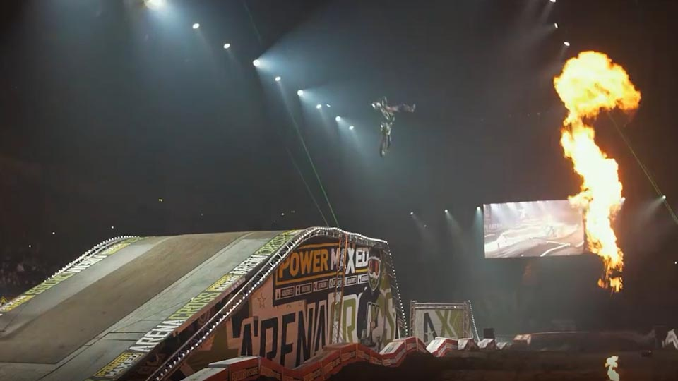 Power Maxed Arenacross 10