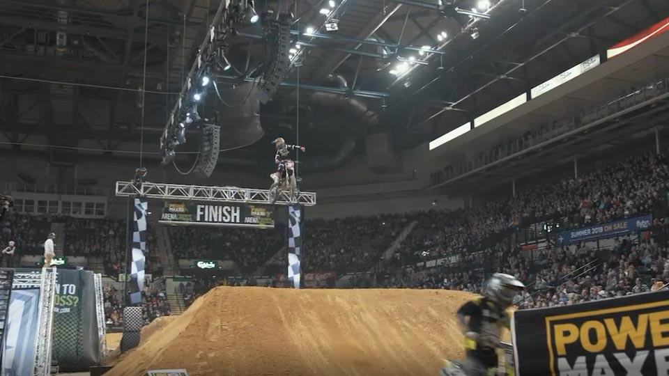 Power Maxed Arenacross 11