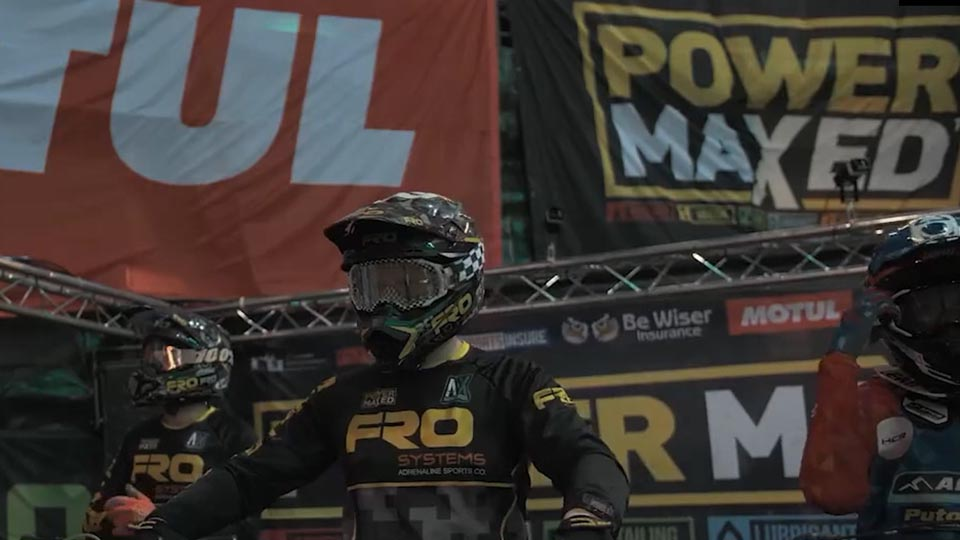 Power Maxed Arenacross 2