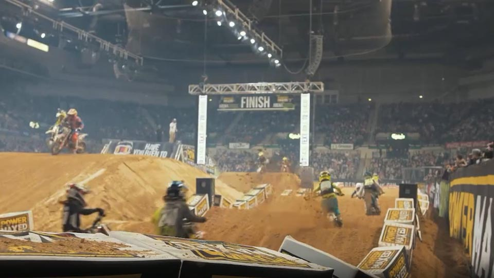 Power Maxed Arenacross 8