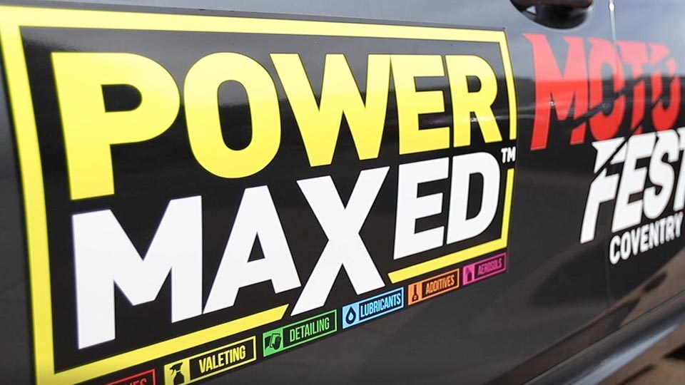 Power Maxed Coventry Motofest 1