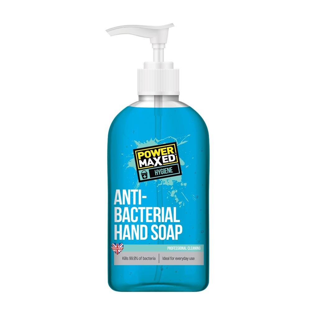 Power Maxed Hand Gel 500ml