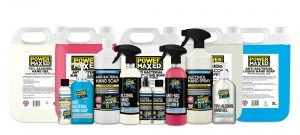 Power Maxed Hygiene Range
