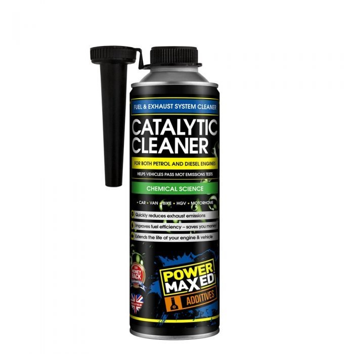 Power Maxed Catalytic Cleaner