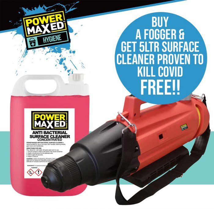 Power Maxed Covid Killer Package