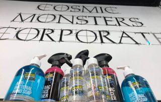 Cosmic Monsters in Bromsgrove
