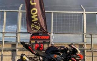 Synergy Racing - Bike shot