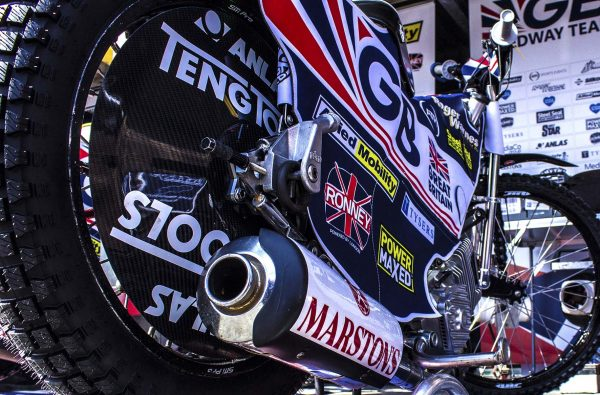 Power Maxed- GB Speedway Taylor Lanning