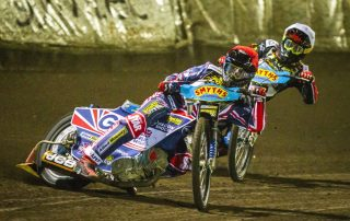GB Speedway Power Maxed Riders