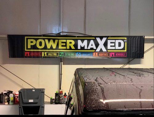 Power Maxed Banner