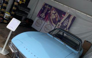 Silverstone Classic Car Show