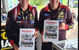 Lindsey Brothers - Vauxhall in Motorsport Book